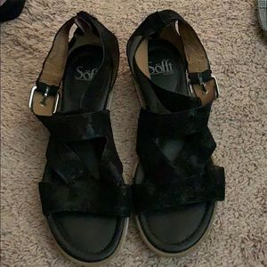 Sofft Sandals.